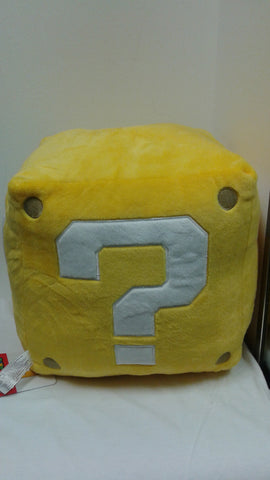 Super Mario Bros.: Coin Box Pillow