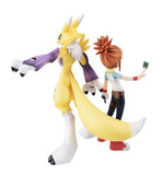 Digimon Tamers: Renamon & Makino Ruki G.E.M. Figure