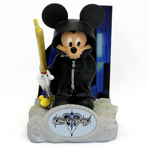 Kingdom Hearts: King Mickey Resin Paperweight