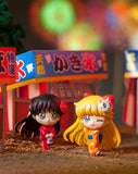Sailor Moon: Let's Go To Festival Petite Chara! Trading Figures (Set of 6)