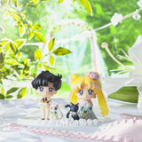 Sailor Moon: Happy Wedding Petit Chara! Figure Set