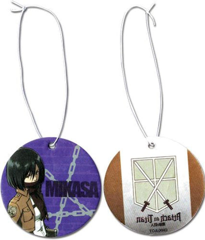 Attack on Titan: Mikasa Air Freshener