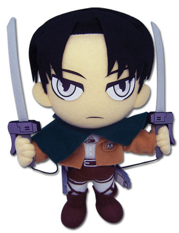 "Attack on Titan: Levi 8"" Plush"