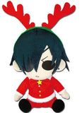 "Black Butler: Ciel Christmas 7"" Plush"