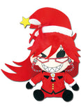 "Black Butler: Grell Christmas 7"" Plush"