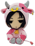 "Black Butler: Sebastian Cow Costume 7"" Plush"