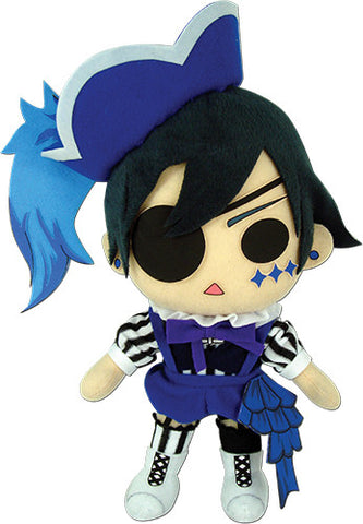 "Black Butler (Book of Circus): Ciel 8"" Plush"