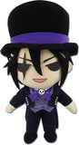 "Black Butler (Book of Circus): Sebastian 8"" Plush"