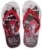 Black Butler: Grell Sandals