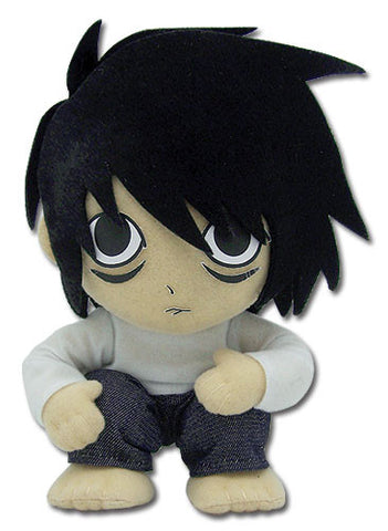 "Death Note: L 8"" Plush"