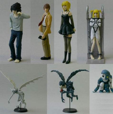 "Death Note: 4.2"" Selection Mystery Figures (1 random blind box)"