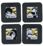 Durarara!!: Four Piece Coaster Set
