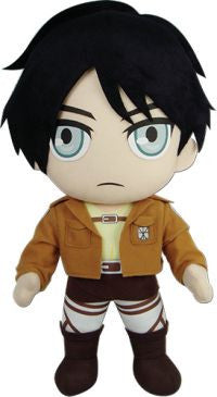 "Attack on Titan: Eren 18"" Plush"