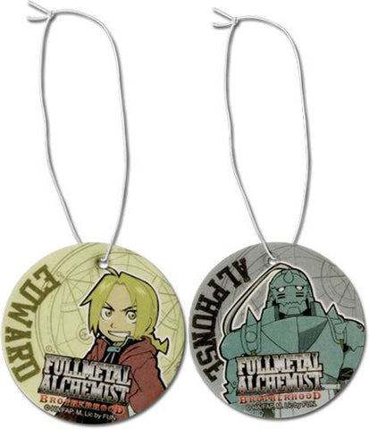 Fullmetal Alchemist: Ed and Al Air Freshener