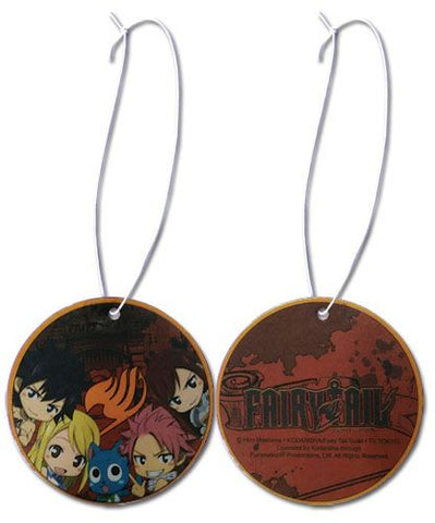 Fairy Tail: SD Group Air Freshener