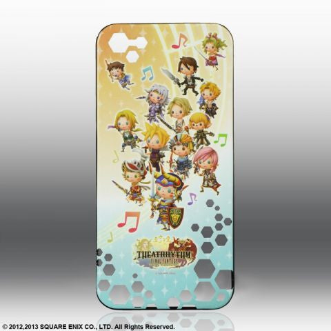 Final Fantasy Theatrythm: Cast iPhone 5 Case