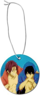 Free! 2: Haruka and Rin Air Freshener