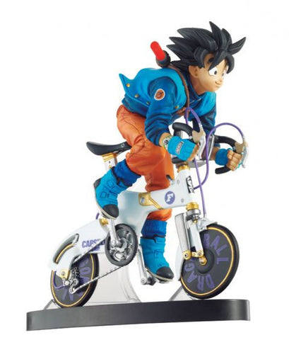 Dragon Ball Z: Goku Ver. 2 Desk Top Real McCoy Figure