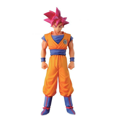 Dragon Ball Super: DXF Chozousyu Super Saiyan God Son Goku