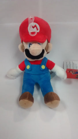 "Super Mario Bros.: Mario 8"" Plush"