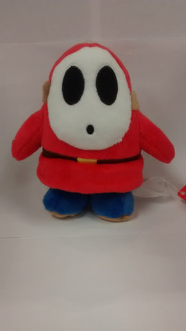 "Super Mario Bros.: Shy Guy 5"" Plush"