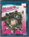 Bodacious Space Pirates Collection 1 Blu-ray Disc
