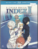 A Certain Magical Index II Part 2 Blu-ray/DVD Combo Pack