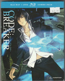 Code:Breaker Complete Series Blu-ray/DVD Combo Pack