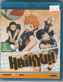 Haikyu!! Collection 1 Blu-ray Disc