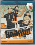 Haikyu!! Collection 2 Blu-ray Disc