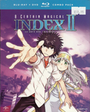 A Certain Magical Index II Part 1 Blu-ray/DVD Combo Pack