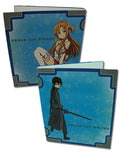 Sword Art Online: Kirito and Asuna Binder