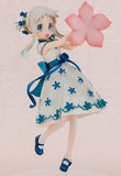 Anohana (Movie): Dress-Up Chibi Menma 1/8 Scale Figure ***Displayed***