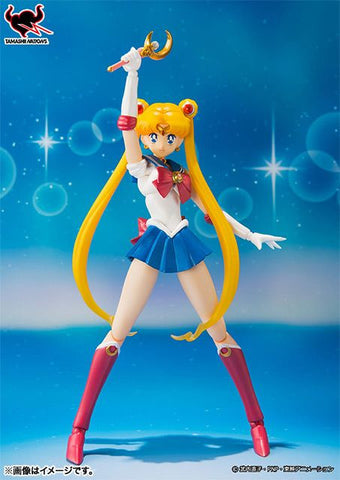 Sailor Moon: S.H. Figuarts Sailor Moon***Displayed