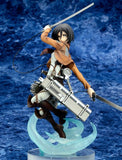 Attack on Titan: Mikasa 1/8 Scale Figure ***Displayed
