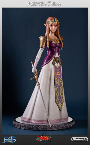 Legend of Zelda: Zelda 1/4 Scale Statue