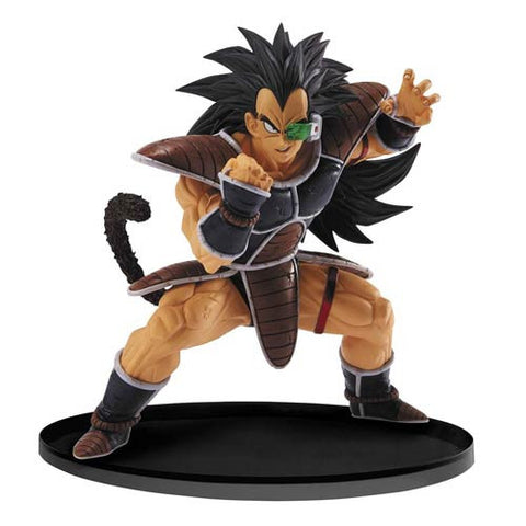 Dragon Ball Z: SCulture Big Budokai 5 Vol. 4 Raditz