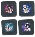 Sailor Moon: Four Piece Coaster Set 2
