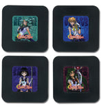 Sailor Moon: Four Piece Coaster Set 3
