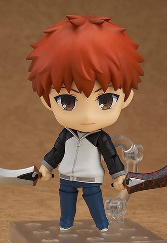 Fate/Stay Night [Unlimited Blade Works]: 555 Emiya Shirou Nendoroid