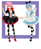 Re:Zero: Rem in Wonderland Figurine