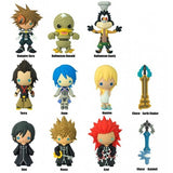 Kingdom Hearts: Series 3 Die Cut Key Chain Blind Box (1 random key chain)