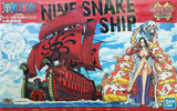 One Piece: Nine Snake Pirate Ship Grand Ship Collection Model