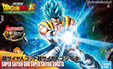 Dragon Ball Super: Figure-Rise Standard SSGSS Gogeta