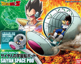 Dragon Ball Z: Figure-Rise Mechanics Saiyan Space Pod