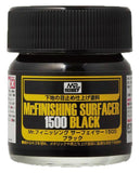 Model Primer: Mr. Finishing Surfacer 1500 (Black) - NOT SHIPPABLE