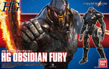 Pacific Rim: Obsidian Fury HG Model