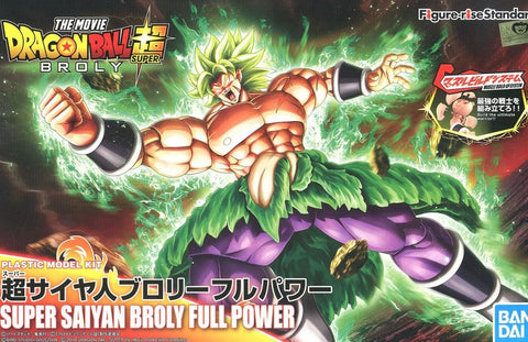 Dragon Ball Super: Figure-Rise Standard Super Saiyan Broly Full Power