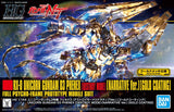 Gundam: Unicorn Gundam 03 Phenex (Destroy Mode) (Narrative Ver.) (Gold Coat) HG Model