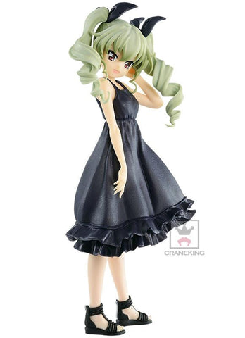 Girls Und Panzer: Anchovy EXQ Figurine